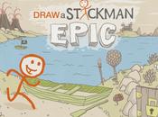 Draw Stickman, site fait vivre aventure incroyable