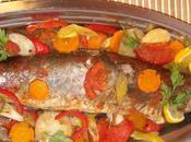 cuisine marocaine poisson four
