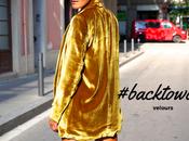 Rentrée velours #Backtowork