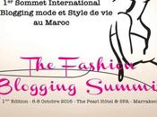 #SaveTheDate pour Fashion Blogging Summit