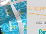 Unboxing: L'apprentissage propreté avec #PampersEasyUps