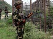 Cachemire tension montre après frappes chirurgicales l'Inde