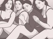Illustrations techniques mixtes d'Antonio Paramo