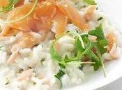 Risotto avec saumon poireaux cookeo