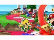 [Test] Paper Mario Color Splash, plombier reprend couleurs