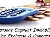 Assurance Emprunt Immobilier Principe Exclusion Comparateur