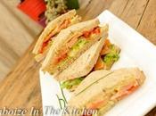 Club Sandwich Saumon Concombre