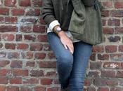 Street Style Khaki with Cameleon Comptoir Privé