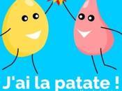 """DÉFI Recettes.de """" Défi Cuisine J'AI PATATE"""