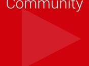 Youtube community, reseau social youtube