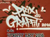 prix Graffiti Streetart 2016