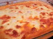 Cannelloni épinards fromages