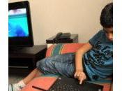 Plus élèves travaillent écran, moins comprennent écrit dessus.