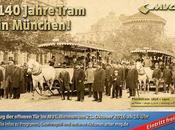 tram Munich. octobre, portes ouvertes Musée transport, entrée gratuite heures