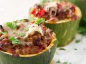 Courgettes farcies cookeo