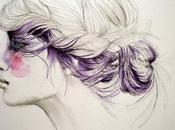 Aquarelle mode Sarah Bochaton