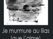 Valérie Canat Chizy, murmure lilas (que j'aime) Isabelle Lévesque