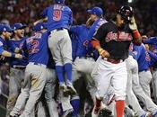 Retour World Series Baseball remportées Chicago Cubs