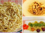 Comment accommoder reste spaghettis recettes simples (Vegan)