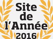 Award site l'annee