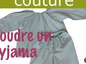 Participez challenge mois novembre pyjamas #challengecouturepyjamas