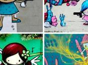 Graffiti: poupées graffeuse AMIKAL, craint!
