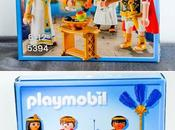 princesses pharaons chez Playmobil