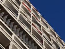 Célébration UNESCO l'Unité d'Habitation Corbusier Marseille