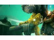 [Hands off] Ghost Ship, Deep Rock Galatic Gimli chez Minecraft