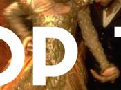 plus belles robes dorées petit grand écran