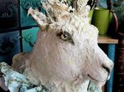Trophée Contes Bouquetin/ Ibex Fairy Tale Hunt Trophy