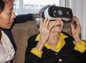 médecin utilise réalité virtuelle pour soigner patients