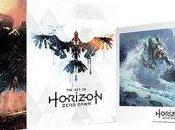 artbook collector pour Horizon Zero Dawn