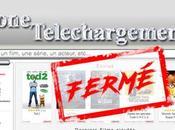 hop, site Zone Téléchargement fermé Gendarmerie Nationale