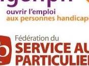 FESP l'Agefiph signent convention prise compte handicap dans