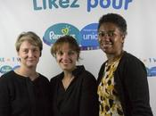 #charitylikes avec Pampers Unicef