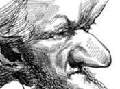 Trois caricatures Richard Wagner David Levine
