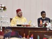 Mohammed président Buhari lancent projet gazoduc Nigeria- Maroc