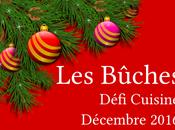 Défi Cuisine Bûches (Décembre 2016)