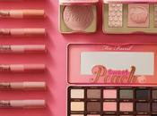 Nouveauté Faced 2017 collection maquillage Sweet Peach