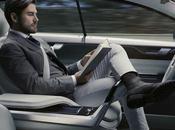 voiture troisième testicule l'homme moderne véhicule autonome, quatrième