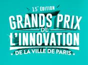 Grands Prix l'innovation ville Paris