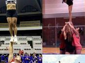 [SPORT] cheerleading, sport découvrir