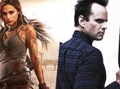 MOVIE Tomb Raider Walton Goggins (Justified) sera méchant reboot