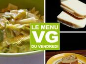 Menu vendredi: raclette party