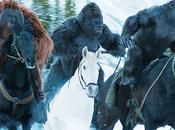 MOVIE Planet Apes première bande-annonce dévoilée