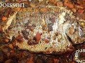 cuisine marocaine poisson farci four