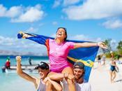 Surf Française Johanne Defay remporte Fidji