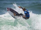 Surf déferlante féminine vagues Bidart