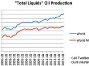 2015 risque d'être l'année pétrolieret limites physiques croissance